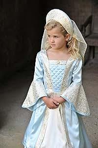 Travis Designs Tudor Girl Historical Fancy Dress size 9-11 years (disfraz)