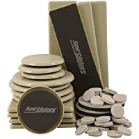 Supersliders 4912895N Assorted Size and Shape Value Pack,...