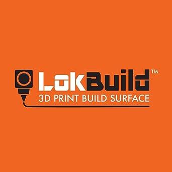 Superficie de impresión en 3D con parte trasera adhesiva, de ...
