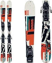 2021 K2 Juvy Junior Skis w/FDT 7.0 Bindings