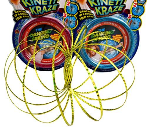JA-RU Flow Kinetic Ring (Pack of 12) ToroFun Game or Arm Slinky| Item #785-12 by JA-RU (Image #3)