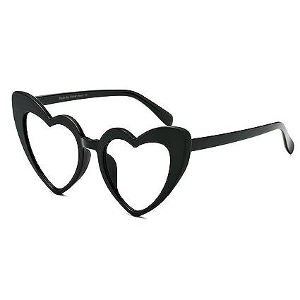 Gafas de sol retro Ojos de gato en forma de corazón gafas de ...