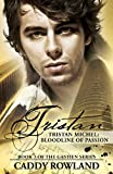 Tristan Michel: Bloodline of Passion: A Caddy Rowland Historical Family Saga/Drama (The Gastien Series Book 3)