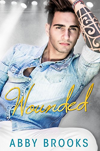 Wounded Brookside Romance Book 1 ebook product image