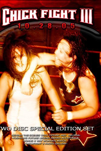 ChickFight 3: Special Edition (two-discs) by Cheerleader Melissa