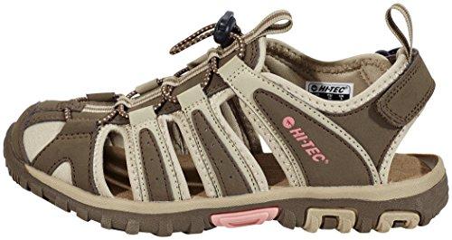 Grey Women Tec 2018 Cove Hi Sandals x4It684q