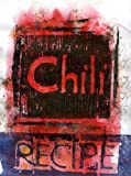 img - for CHILI: A PICTORIAL RECIPE book / textbook / text book