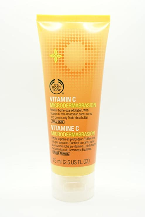Buy The Body Shop Vitamin C Microdermabrasion Online At Low Prices
