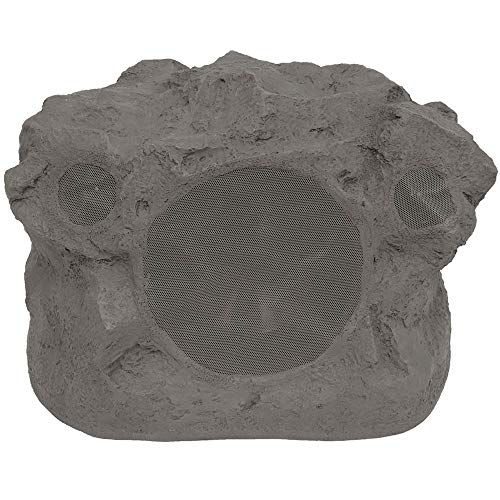 Niles RS8Si Granite Pro Weatherproof Rock Loudspeakers (Niles Indoor Outdoor Speakers)
