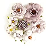 Prima Marketing (H) Rose Quartz Flowers-Calcu (H)