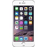 Apple, iPhone 6 Plus, Smartphone Argento, 16 GB (Ricondizionato Certificato)