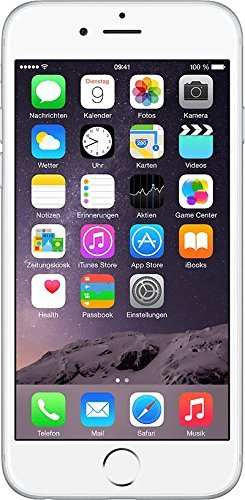 Apple iPhone 6 - Smartphone libre iOS (pantalla 4.7