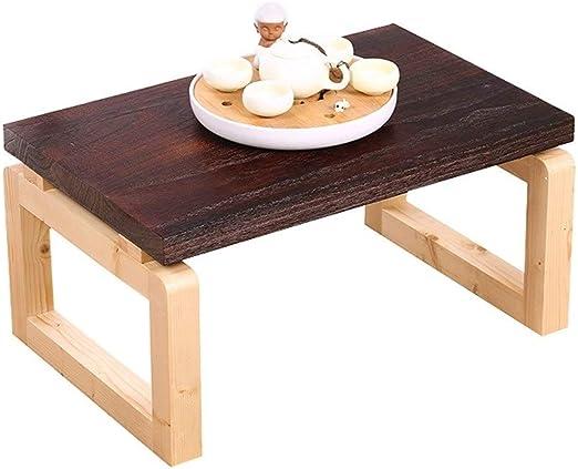 Muebles y Accesorios de jardín Mesas Mesa Plegable de café Tatami ...