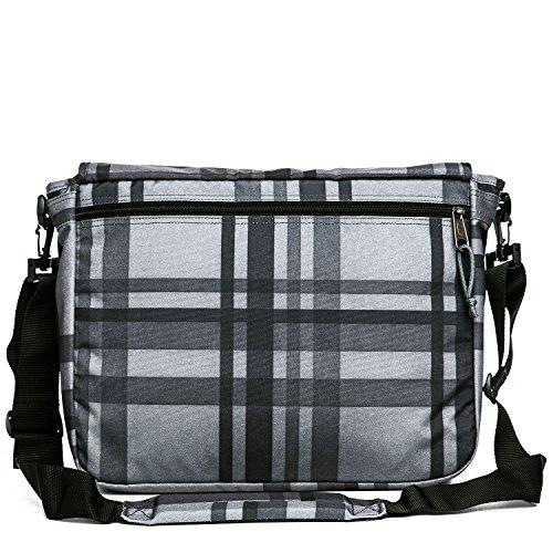 Eastpak extragate Messenger Bag Checkci Grey