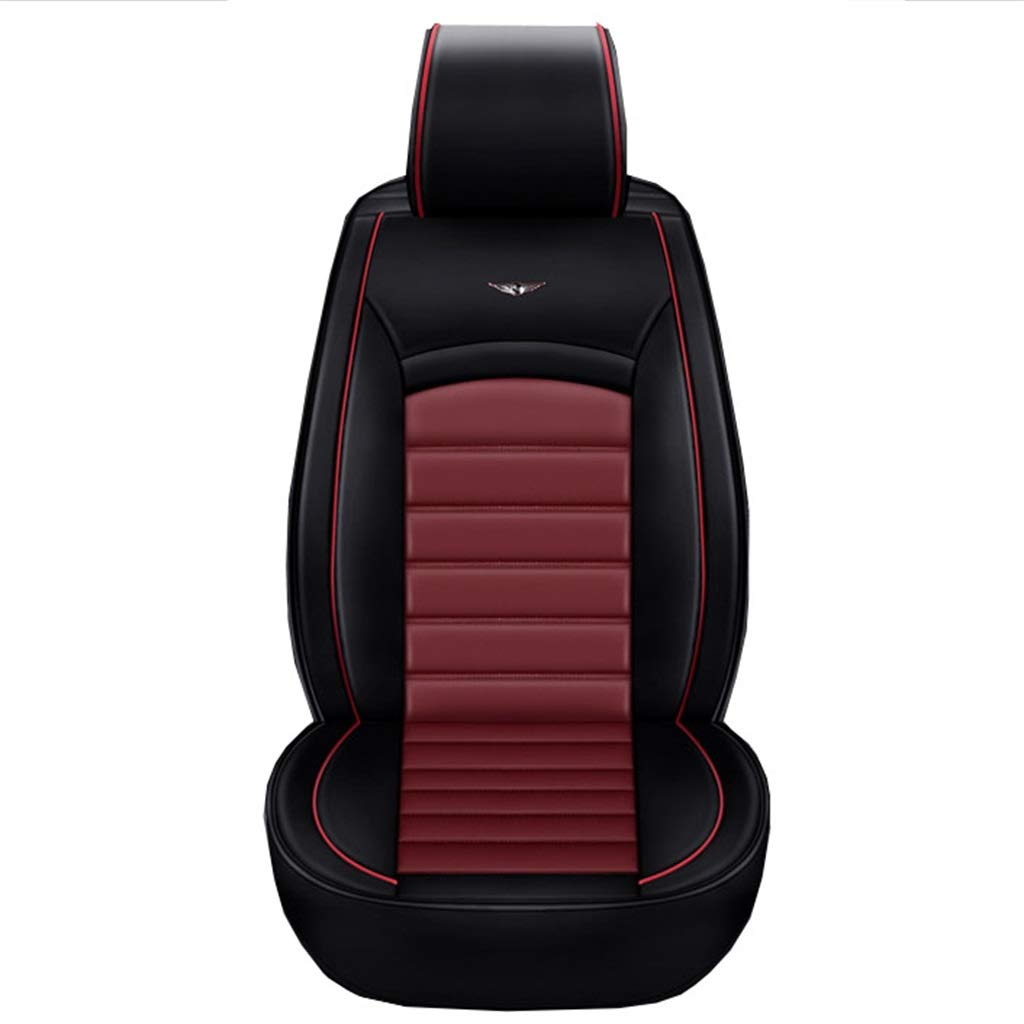 Red Car Seat Cover Four Seasons Universal for Highlander Toyota Camry Carlo La Reling Rav4 All-Inclusive Seat Cover