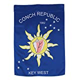 Cheap In the Breeze Conch Republic Lustre House Banner
