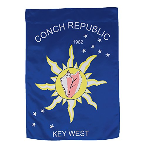 In the Breeze Conch Republic Lustre House Banner