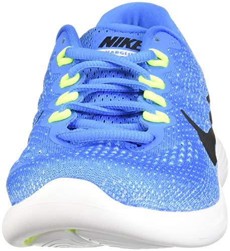 blanc Running Nike Chaussures Homme Lunarglide Bleu De 9 4zBxPqz