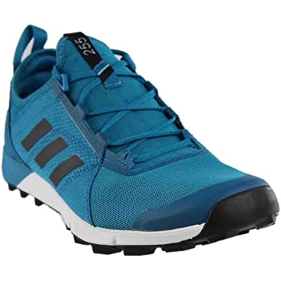 adidas outdoor Men's Terrex Agravic Speed Mystery Petrol/Black/White 10 D US