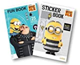 Despicable Me 3 Activity Pack