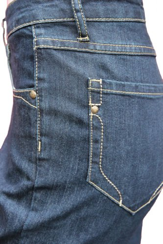 DroiteBleu blue Jeans Jambe Coupe Willis La stretch Da 46 HI92WEDY