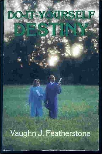 Do it yourself destiny vaughn j featherstone amazon books solutioingenieria Image collections