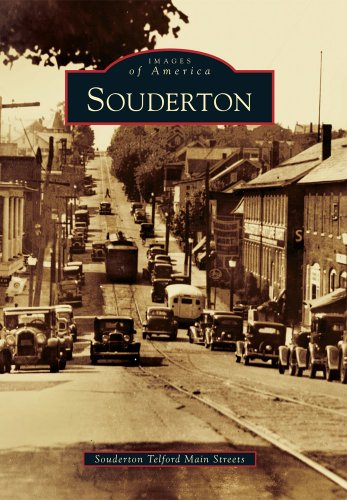 Souderton (Images of America) (Souderton Pa)