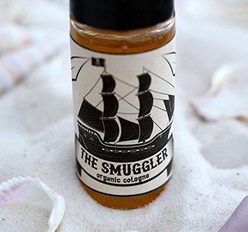 The Smuggler - Organic Cologne - Vegan Cologne