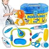 Liberty Imports Family Doctor Medical Box Kit