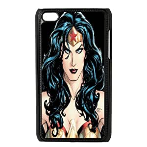 Diy Phone Cover Wonder Woman for Ipod Touch 4 WEQ190429