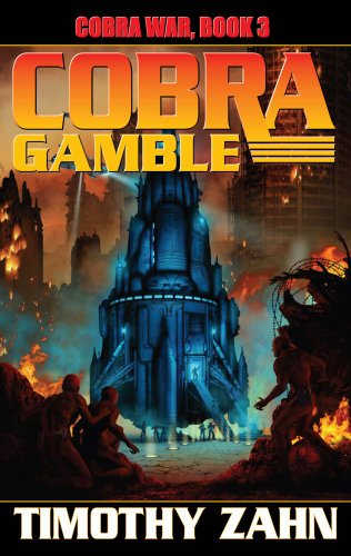 book cover of Cobra Gamble