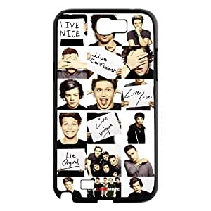 Custom High Quality WUCHAOGUI Phone case One Direction Music Band Protective Case For Samsung Galaxy Note 2 Case - Case-13