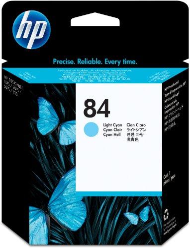 Hewlett Packard 84 Light Cyan Printhead (C5020A)