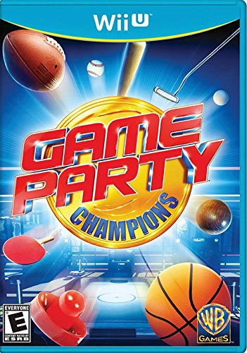 Price comparison product image Game Party Champions - Nintendo Wii U