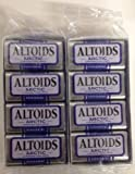 LOT OF 2 8 Pack Sugar Free Altoids Arctic Peppermint 16 Total Containers NEW