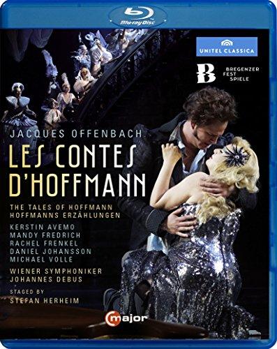 Offenbach: Les Contes D\'hoffmann (Blu-ray)