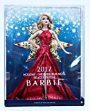 Barbie 2017 Holiday Barbie Blonde with Gold Dress Doll