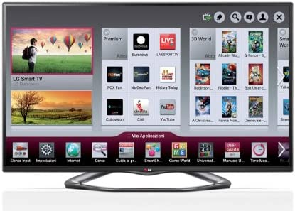 LG Electronics 50LA660S - Smart TV LED Plus de 50