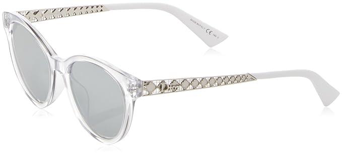 d3608a3002 Christian Dior DIORAMA7 DC GKZ, Gafas de Sol para Mujer, Gris (Crystal  Pallad/Extra White Marl), 52: Amazon.es: Ropa y accesorios
