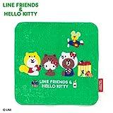 Sanrio LINE FRIENDS & Hello Kitty Puchitaoru Narikiri Friends From Japan New