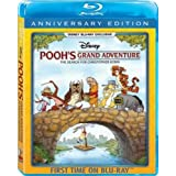 Pooh'S Gand Adventure The Search For Christopher Robin Blu Ray Disney Exclusive