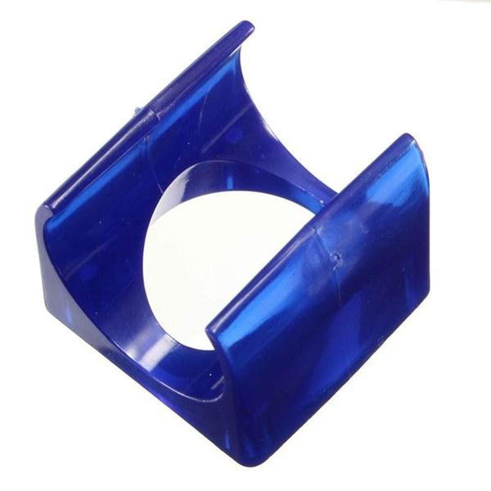 Negro Carcasa de pl/ástico para extrusor de impresora 3D de 30 x 10 V6 1