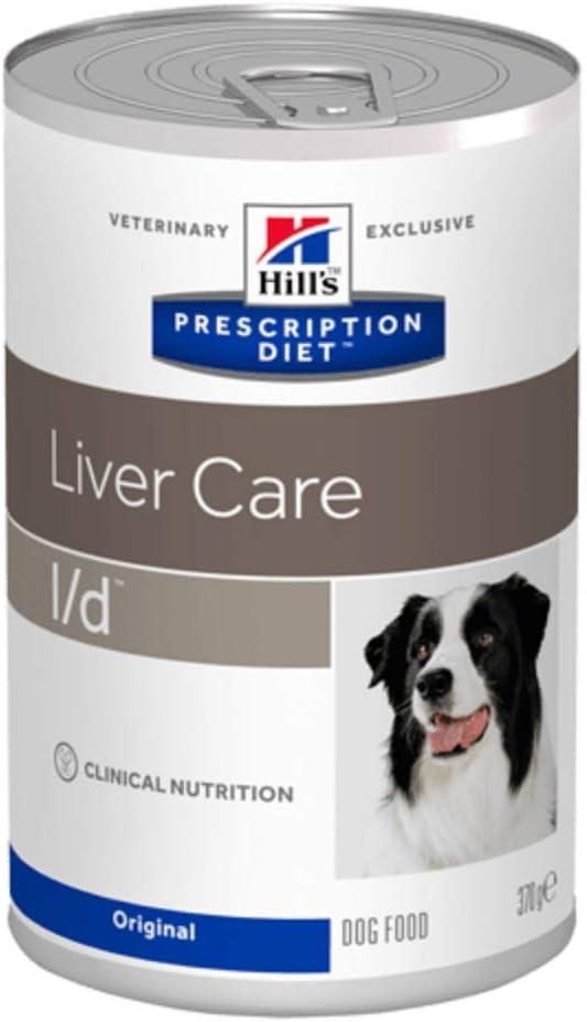 3. Hill's Prescription Diet l/d Liver Care Original Canned Dog Food