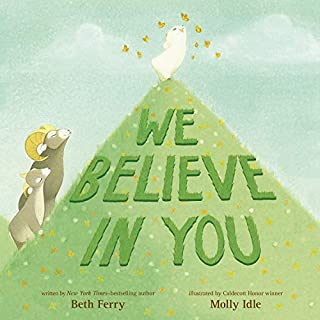 Book Cover: We Believe in You
