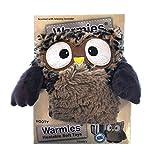 Tawny Heatable Hooty - Warmies Microwavable Soft Owl