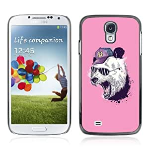 Designer Depo Hard Protection Case for Samsung Galaxy S4 / Cool Panda wangjiang maoyi