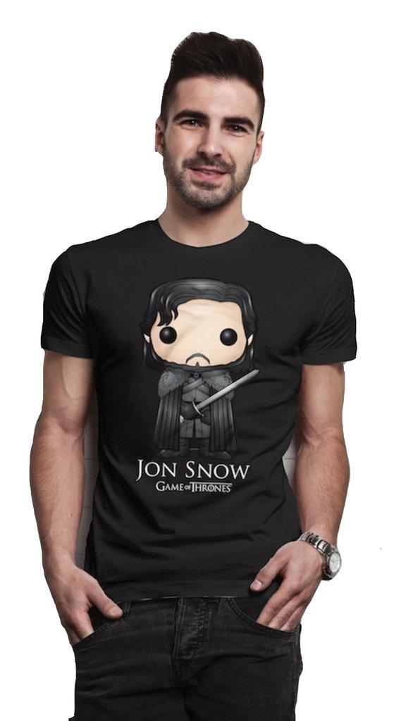 Jon Snow Bling Art Cartoon John Tee T Shirt S Unisex 8172