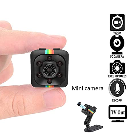 Parts & Accessories Efficient Car Hd Motion Micro Dv Digital Video Camera Recorder Night Vision Dvr Camcorder