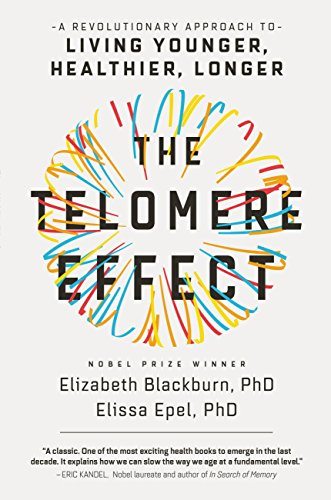 Telomere Effect Revolutionary Approach Healthier ebook product image