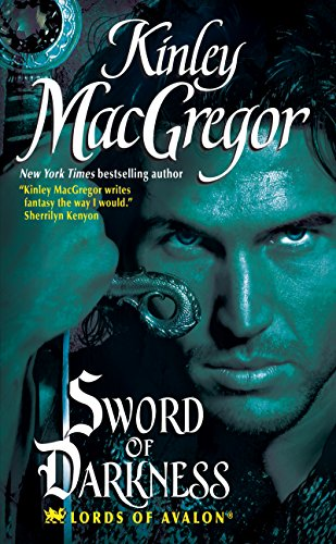 Book Cover Of Sword Darkness